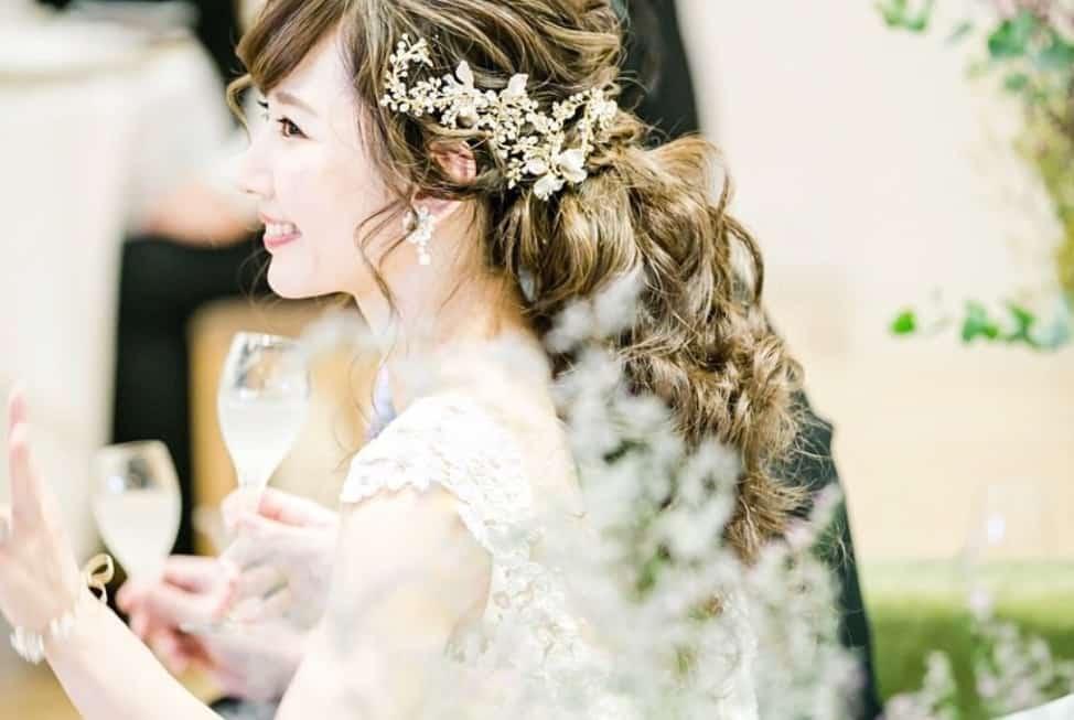 参考にしたい♡大人かわいいヘッドドレスのカバー写真
