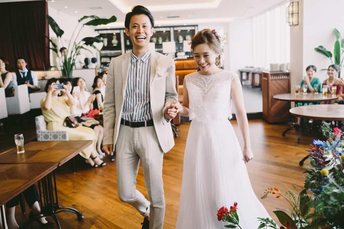 【結婚式二次会】盛り上がり度100%!みんなが楽しいゲーム実例大特集のカバー写真 0.6658333333333334