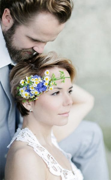 9-Wedding-Hairstyles-for-Short-Hair-Brides