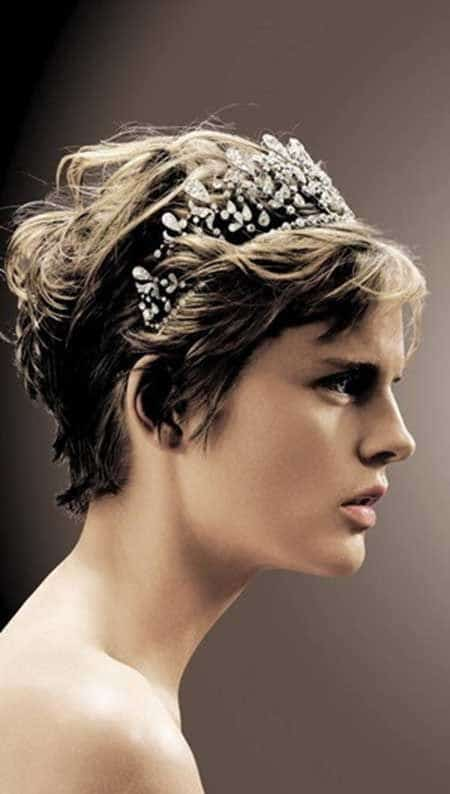 Short-Hairstyles-for-Weddings