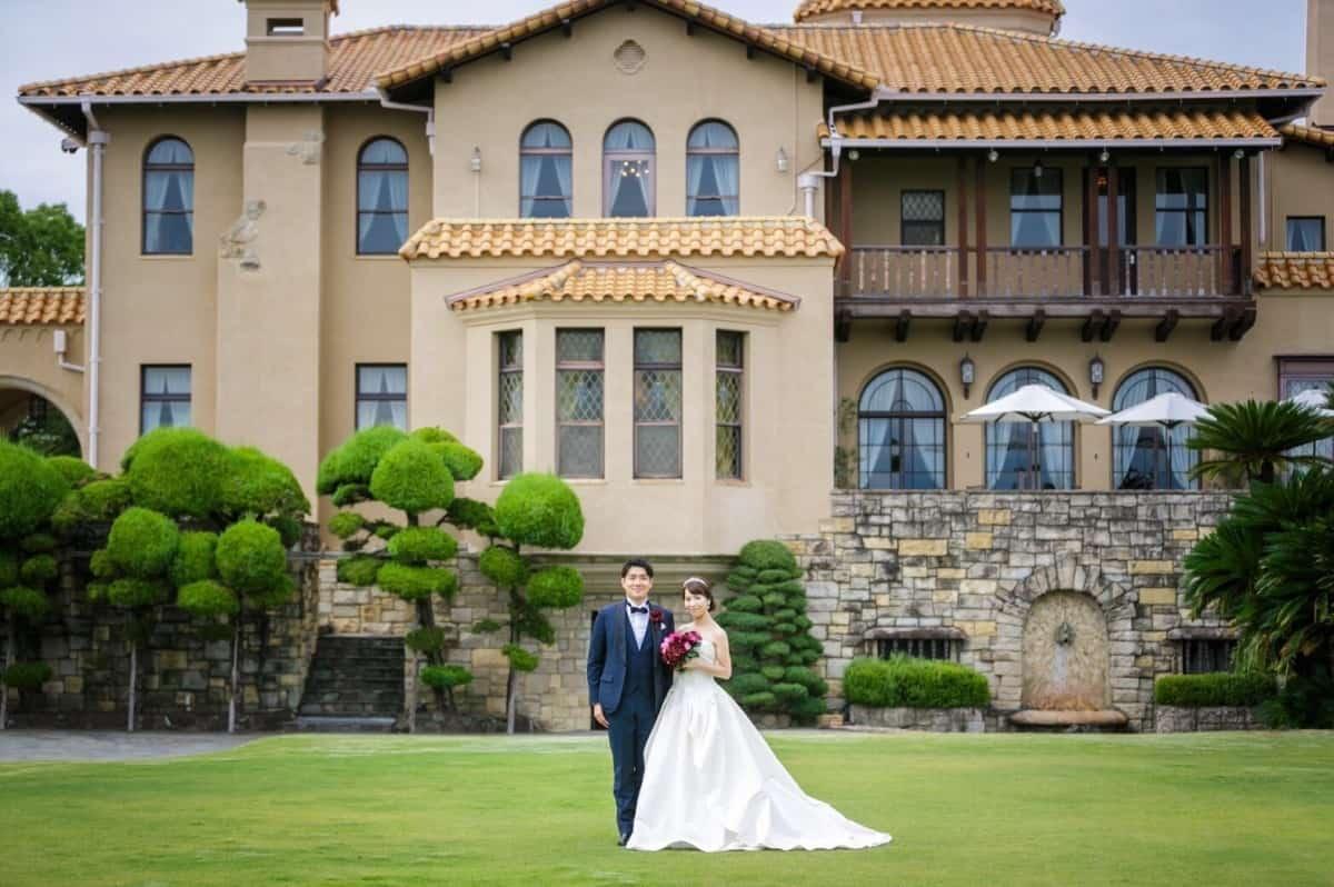 栄誉あるBELCA賞を受賞!歴史ある旧ジェームス邸での結婚式が美しすぎる♡のカバー写真