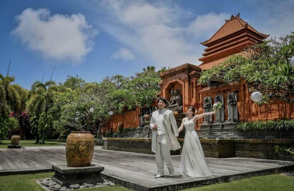 ハネムーンはバリ島で決まり!圧倒的な贅沢感とコストパフォーマンスで最高の思い出を作りませんかのカバー写真 0.6501014198782962