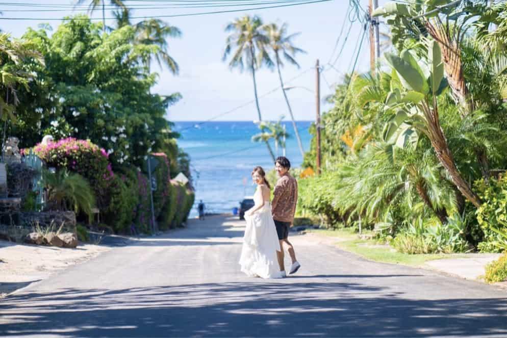 海外初心者カップルもベテランカップルも♡新婚旅行は海外へ♪のカバー写真 0.6670020120724346