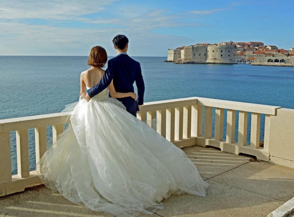 魔女の宅急便の舞台*クロアチア・ドブロブニクへの新婚旅行の魅力♩のカバー写真 0.7387387387387387