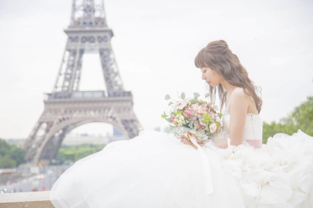 ハネムーンは憧れのフランスへ・・・♡のカバー写真