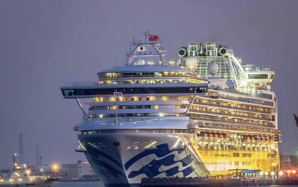 さぁ、航海!ハネムーンクルーズで夢の旅へ!のカバー写真