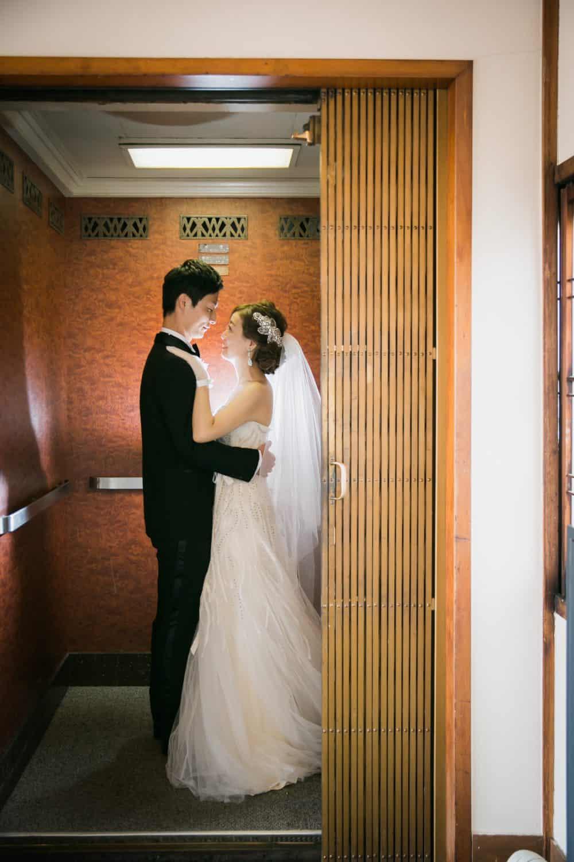 和と洋の融合が素敵!制約の中にこだわりを詰め込んだ【wedding_tityさん】鮒鶴のカバー写真 1.5
