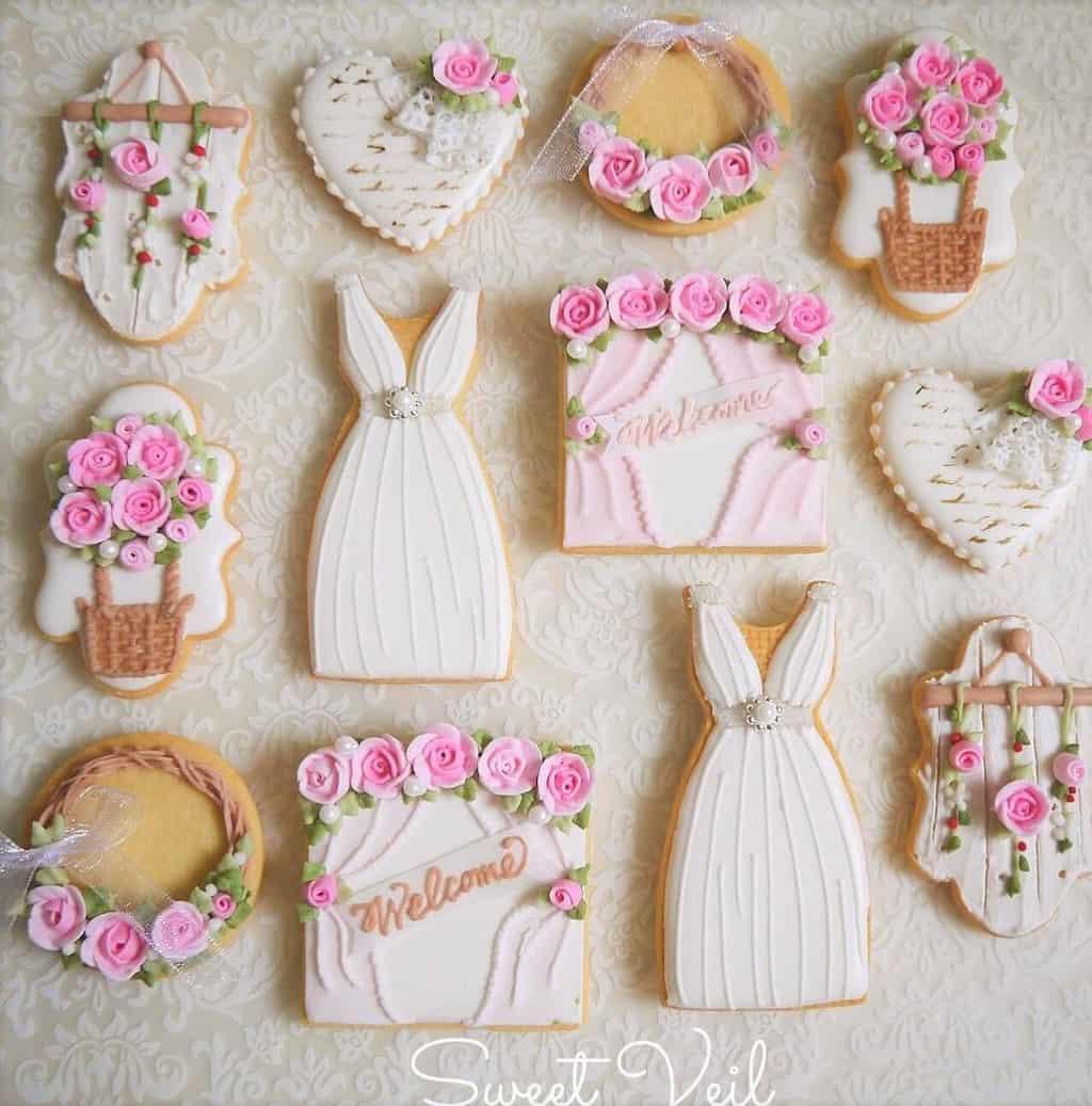 結婚式のプチギフトに最適♡アイシングクッキーデザイン13選のカバー写真 1.0126953125