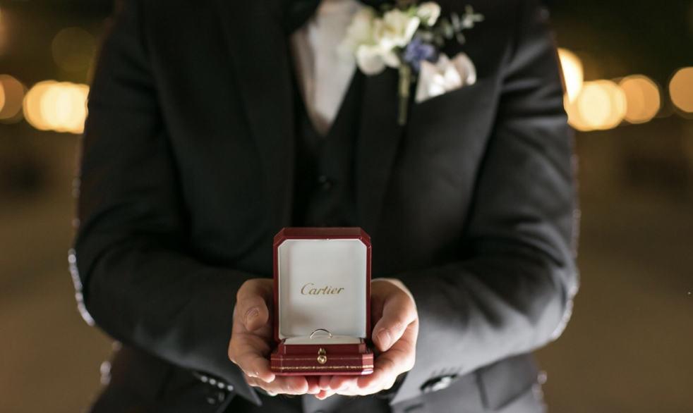 カルティエの結婚指輪、人気デザイン特集!花嫁に人気の、一生大切にしたいブランドって?のカバー写真