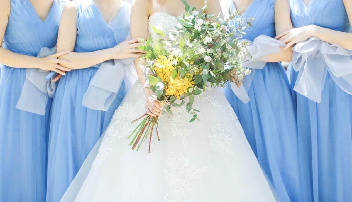 【画像解説】結婚式は手作りブーケで迎えよう!初心者でも出来るウェディングブーケの作り方のカバー写真