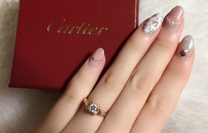 【婚約指輪や結婚指輪に】カルティエのバレリーナ♡特徴・価格まとめのカバー写真 0.6414285714285715