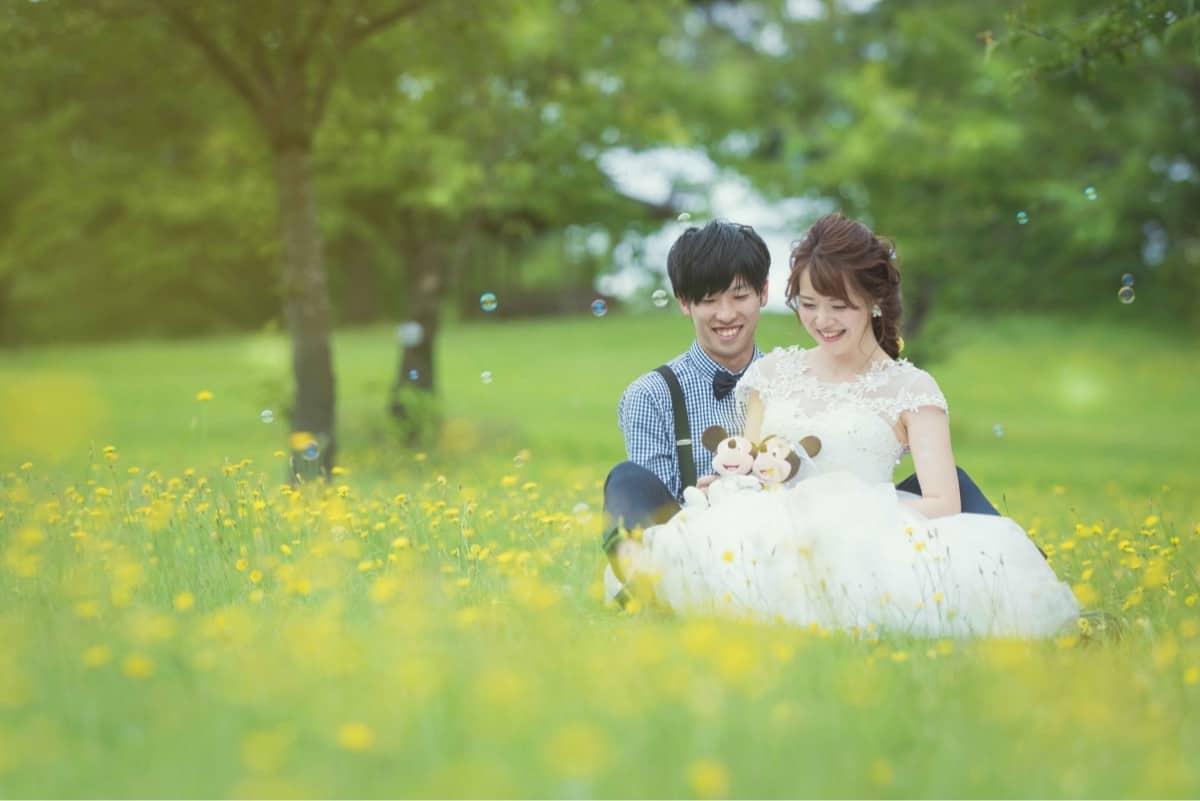 結婚が決まったらロケーションフォト!憧れ写真22選画像集♡のカバー写真 0.6675