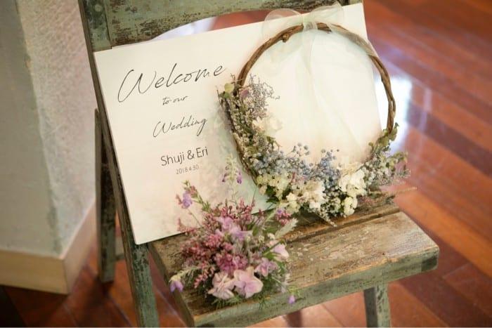 結婚式準備を楽しく!DIYレッスンで世界に一つのアイテムを作ろう【東京】のカバー写真 0.6671428571428571