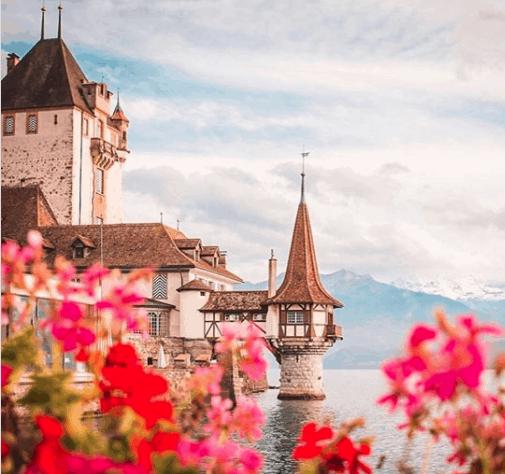 結婚後に心まで癒される絶景の数々♡スイスのハネムーンは魅力たっぷり!のカバー写真