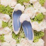 おしゃれな花嫁はシューズにこだわる!最愛のウェディングシューズはベニルで決まり♡