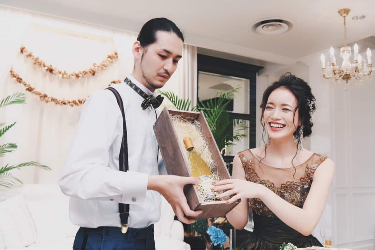 【タイムカプセル】を使った結婚式演出まとめ♡*のカバー写真