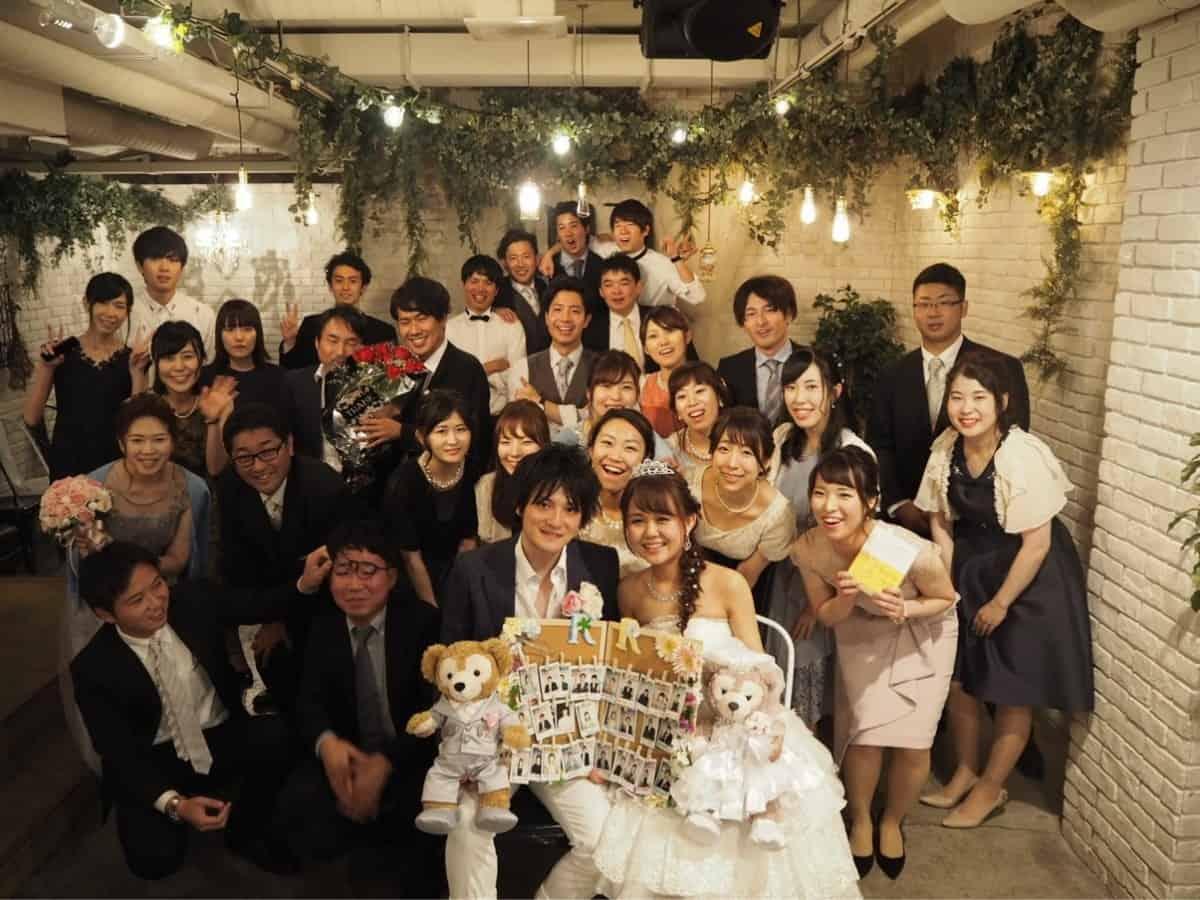 幹事の依頼から当日の流れまで!結婚式二次会の準備マニュアル♪のカバー写真