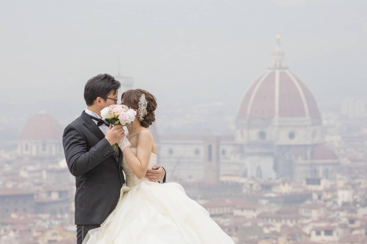 新婚旅行はイタリアへ♡おすすめスポット・ホテルまとめ♩のカバー写真