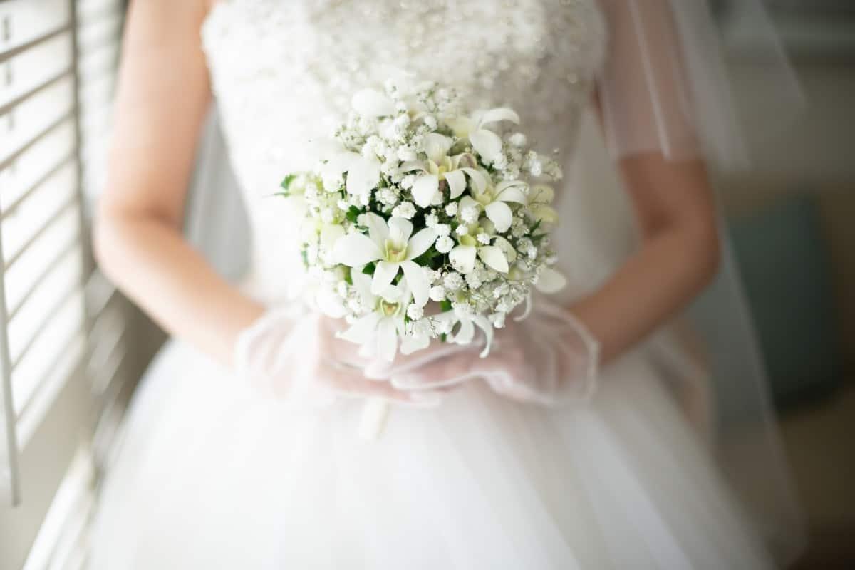 結婚式後も可愛く保存!アフターブーケのススメ♡のカバー写真 0.6666666666666666