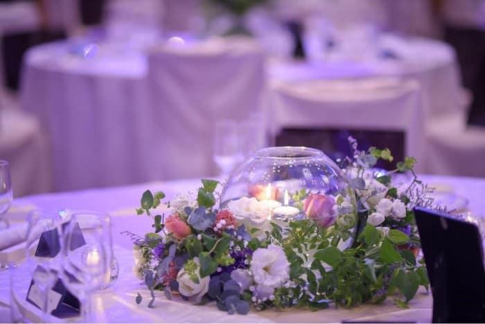 テーマカラーは【ラベンダー】*結婚式は大人かわいく♡のカバー写真 0.6671428571428571