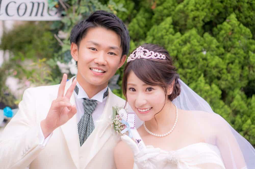 節約のポイントはDIY!憧れのシンデレラウェディング♪【y0716weddingさん】大阪アートグレイスウェディングコーストのカバー写真