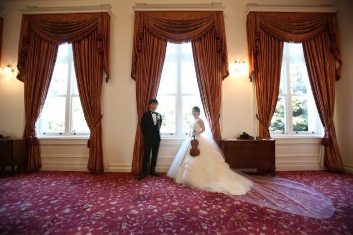 神奈川の歴史ある洋館6選☆歴史的価値のある会場で結婚式ができる!のカバー写真