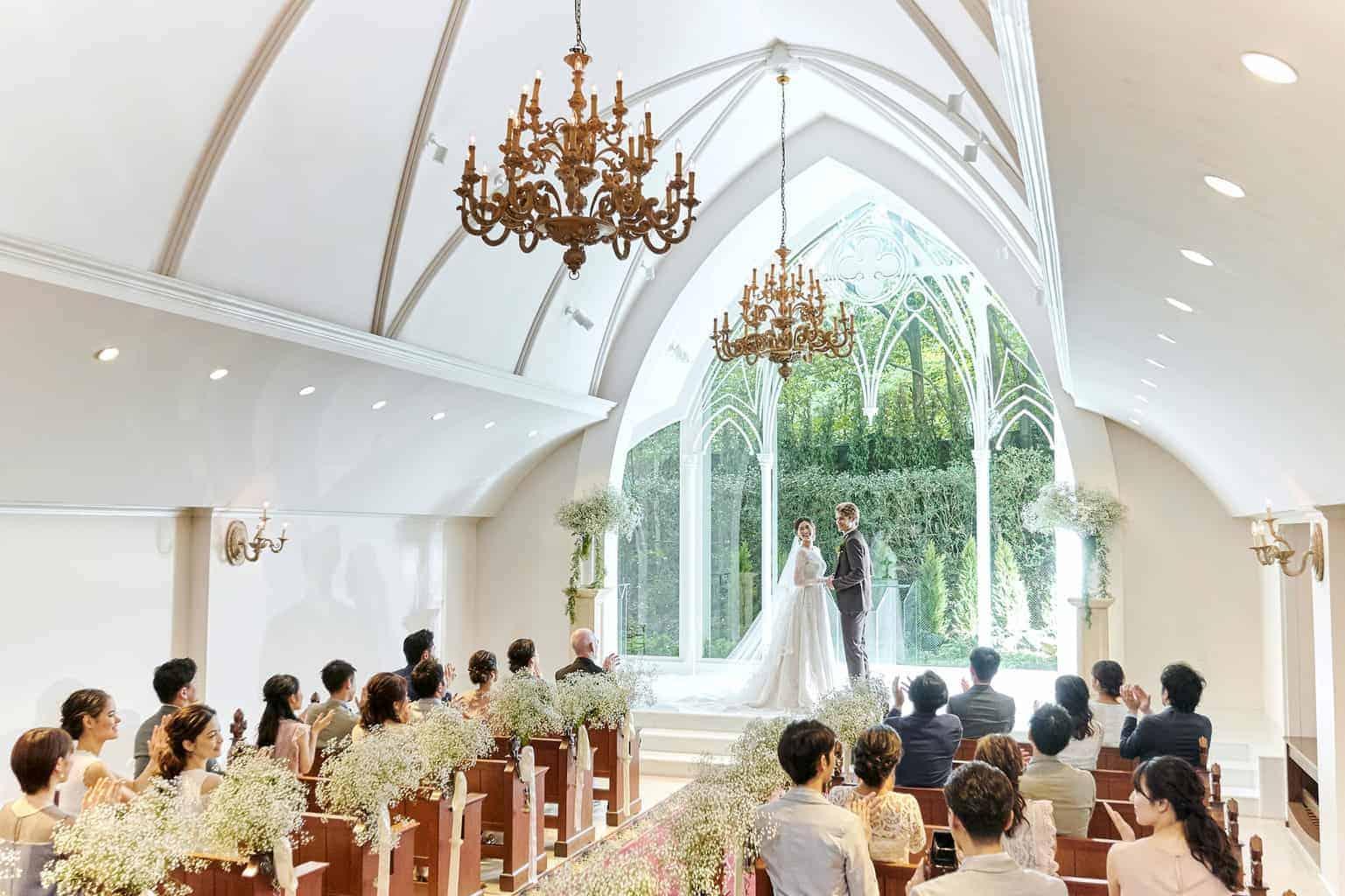 【名古屋】バンケットからの眺望がGood!な結婚式場10選♡のカバー写真 0.6662329212752115