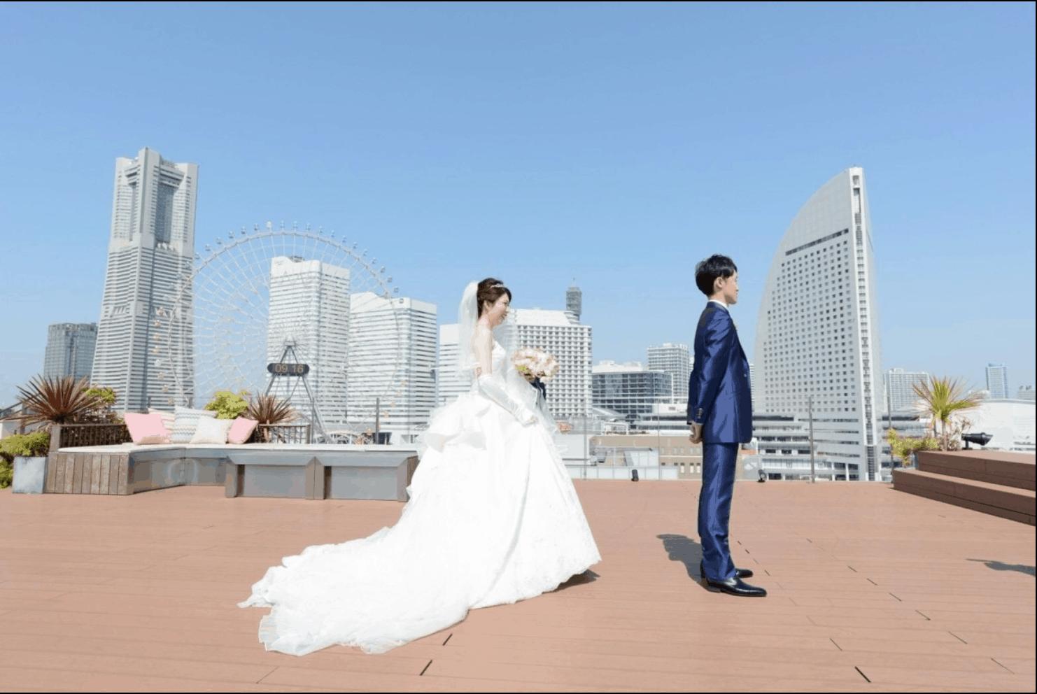【横浜・みなとみらい】神奈川の人気結婚式場ランキング!注目の場所大特集のカバー写真