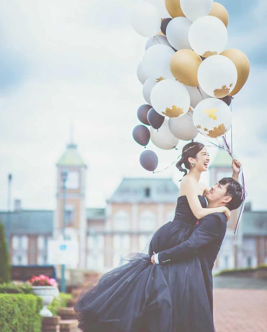 卒花嫁が教える♡ウェディングフォトのオススメポーズ11選のカバー写真 1.2421875