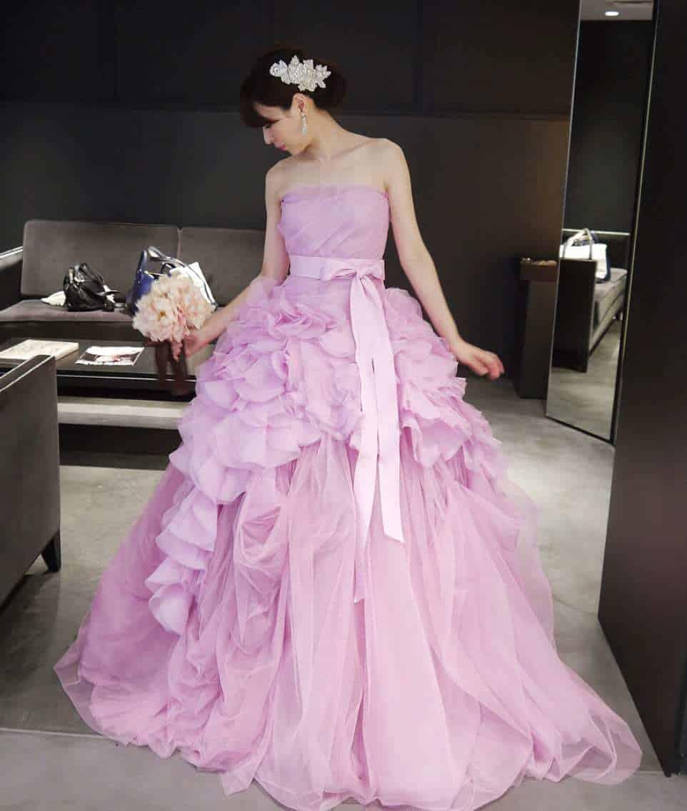 VERAWANG(ヴェラウォン)ピンクヘイリー(Pink heyley)
