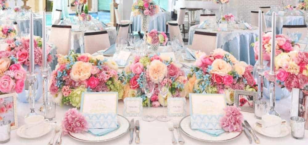 【関西編】インスタ花嫁が選んだ\プリンセス♡*/な雰囲気にぴったりの結婚式場ランキングのカバー写真