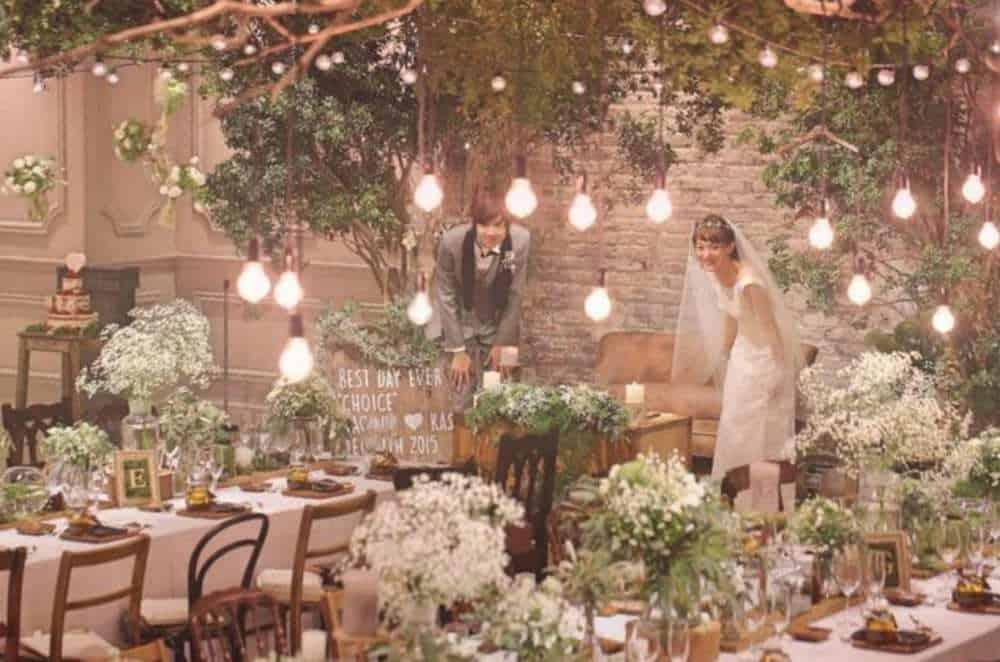 【関東編】インスタ花嫁が選んだ\ナチュラル(グリーン)**/にぴったりの結婚式場ランキングのカバー写真