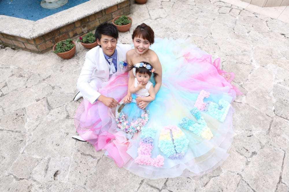 結婚式レポ♡パトリックキソガーデン町田♡yyy_weddingさんのカバー写真 0.666