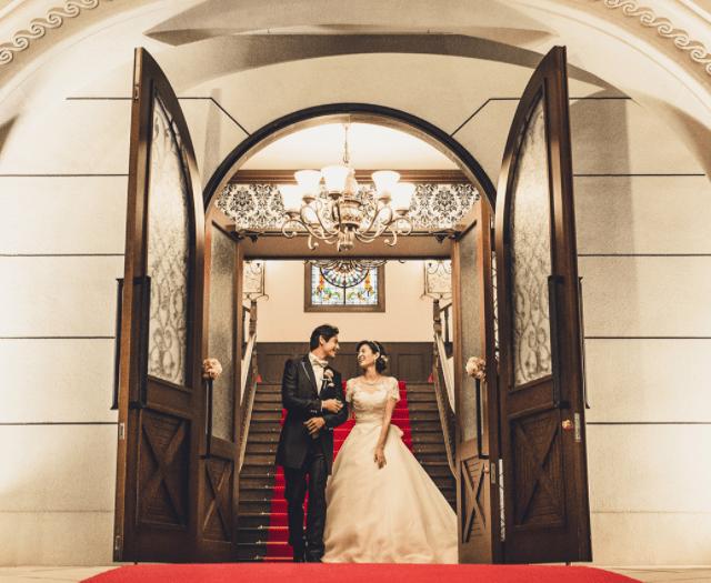 【関東編】インスタ花嫁が選んだ\由緒ある/雰囲気にぴったりの結婚式場ランキングのカバー写真