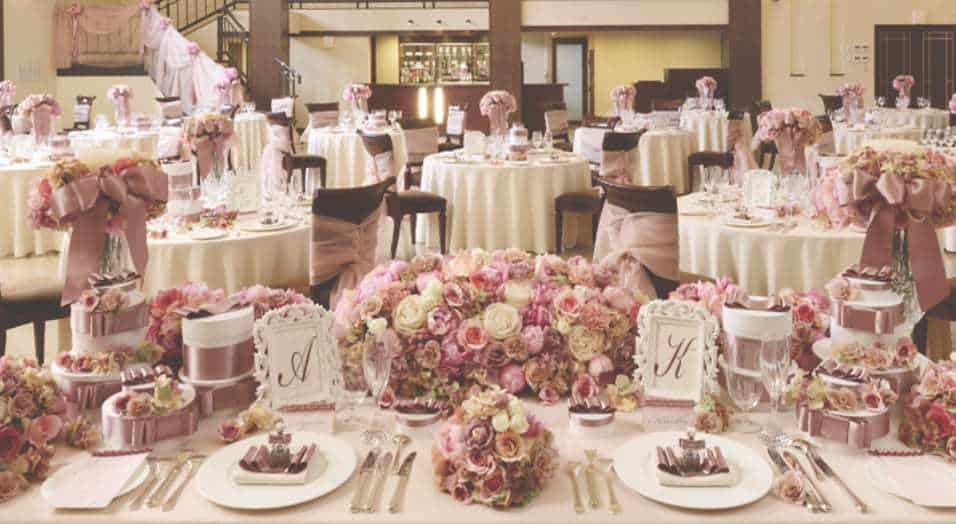【愛知・三重・静岡・岐阜】東海の人気結婚式場ランキングTOP3!インスタ花嫁が選ぶ*♡大人可愛いウェディング♡*のカバー写真