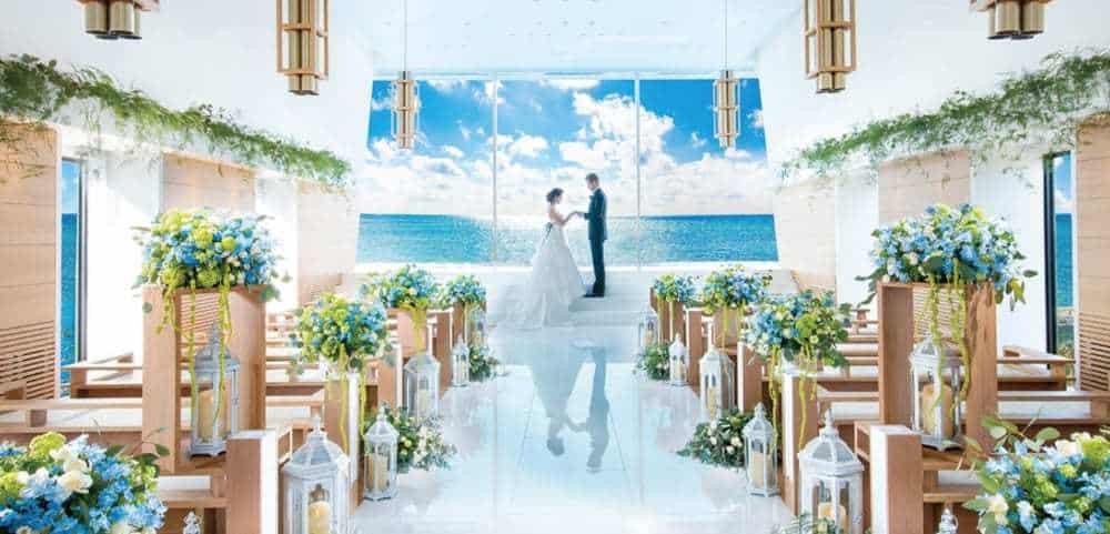 【東京・神奈川・千葉】関東の人気結婚式場ランキング♡マリンテイストを叶える式場はどこ?のカバー写真