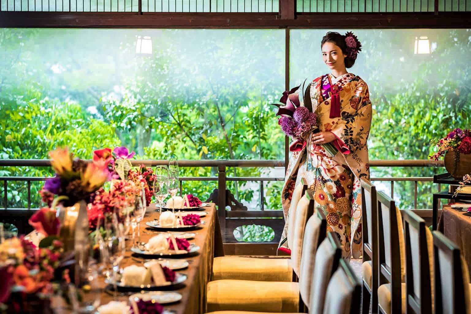 【東京・京都編】インスタ花嫁が選んだ\和を感じる**/結婚式にぴったりの結婚式場ランキングのカバー写真