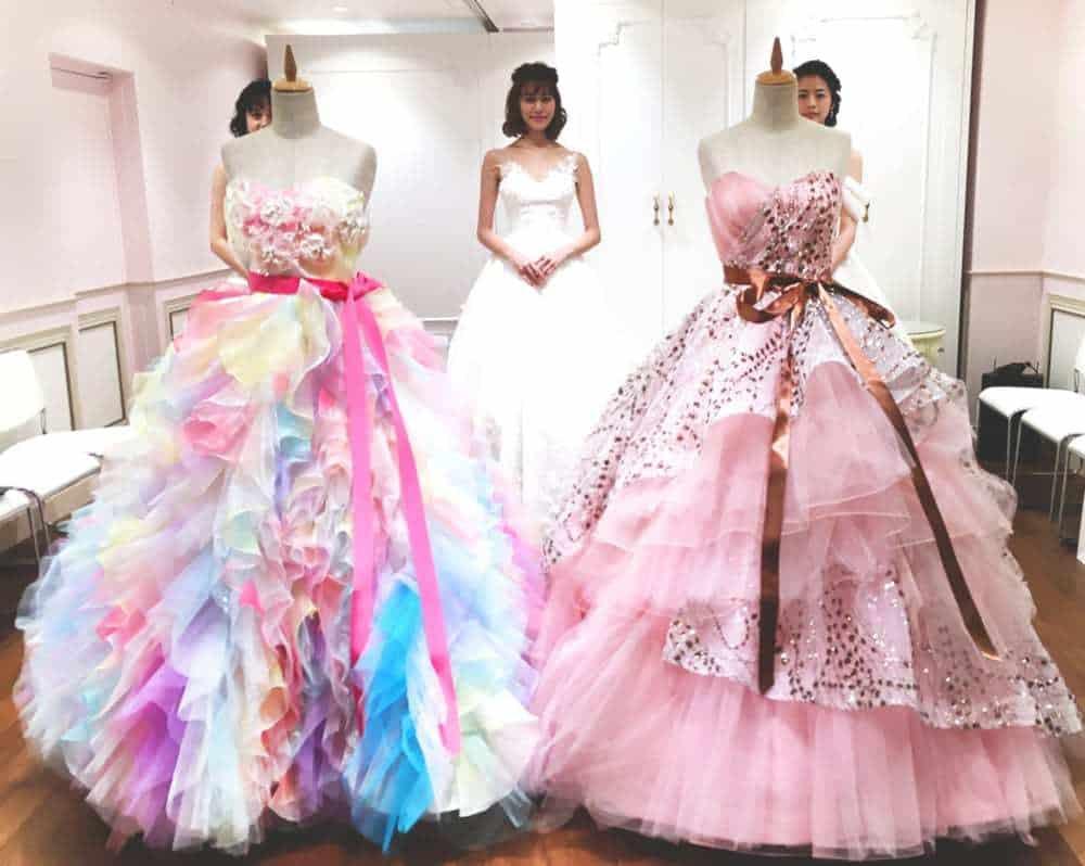 動画あり♡THE HANY2018年新作ドレス発表会をレポート♩のカバー写真 0.798