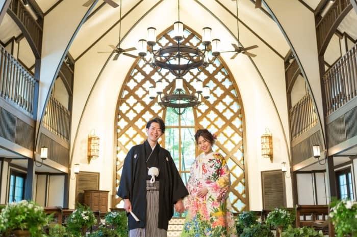 【関西編】インスタ花嫁が選んだ\由緒ある/雰囲気にぴったりの結婚式場ランキングのカバー写真