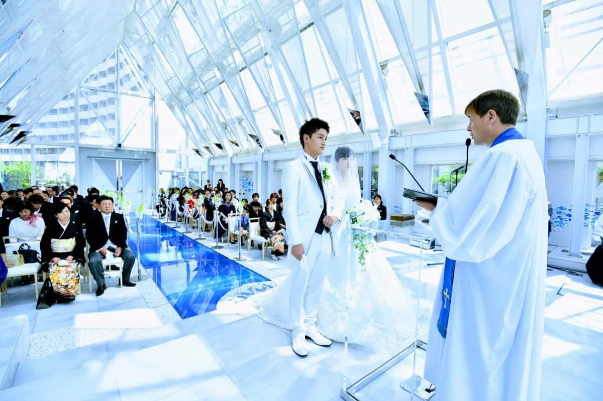 【東京・神奈川・千葉】関東の人気結婚式場ランキング♡マリンテイストを叶える式場はどこ?のカバー写真 0.6658333333333334