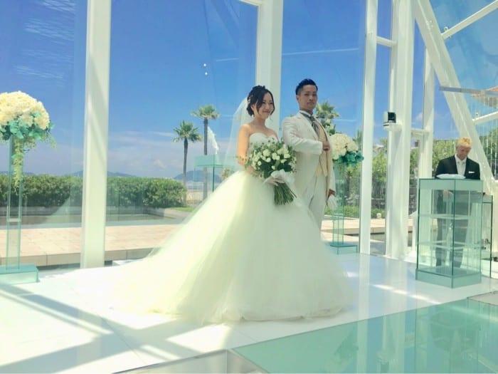 【関西編】インスタ花嫁が選んだ\ナチュラル(海・ビーチ)☆*/にぴったりの結婚式場ランキングのカバー写真 0.75