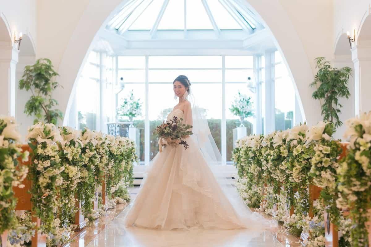 【関西編】インスタ花嫁が選んだ《プリンセス♡》な雰囲気にぴったりの結婚式場ランキングのカバー写真