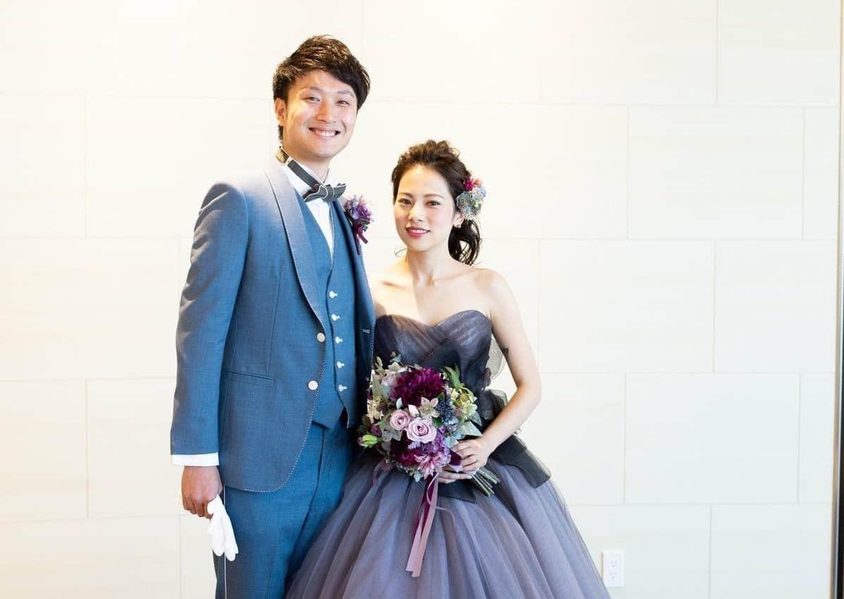 結婚式は新郎も主役!素敵な旦那様になれるタキシードコーデ特集のカバー写真