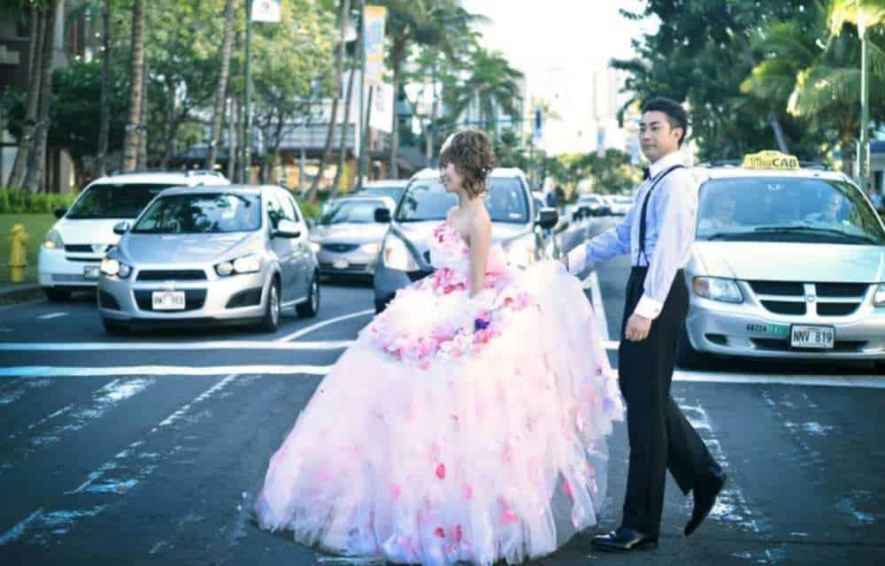 先輩花嫁のハワイ挙式レポ♡パラダイスガーデン・クリスタルチャペルのカバー写真 0.64