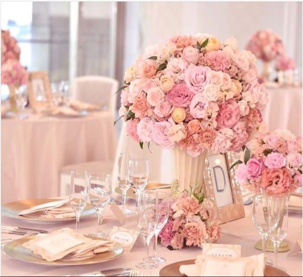 結婚式の【装花】ってなに?種類や相場など基礎知識をご紹介!のカバー写真