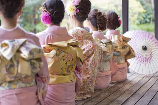 結婚式で着物を着たい!種類・マナーまで徹底解説♡のカバー写真