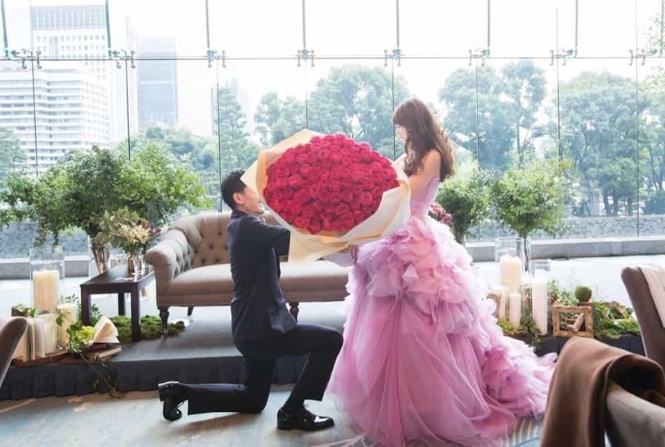 結婚式の人気サプライズ演出60選*相手別にみる感動のアイデアのカバー写真