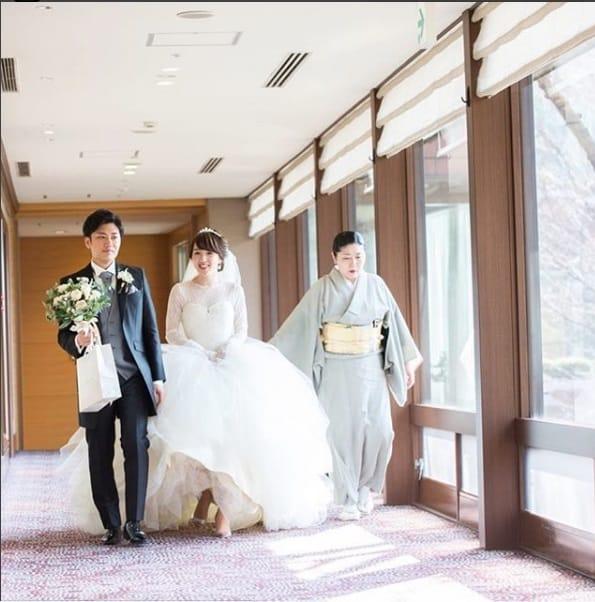 結婚式の介添人ってなにする人?お礼は必要なの?のカバー写真 1.011764705882353