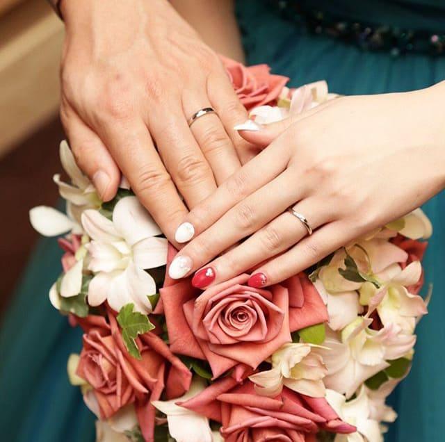 結婚指輪はこだわって決めたい♡デザインの決め方と種類を紹介*のカバー写真 0.99375