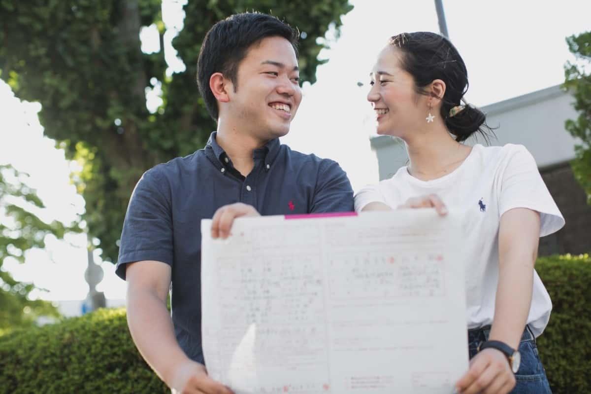 婚姻届受理証明書って何?【役割・必要書類・発行方法】基礎知識まとめ♩のカバー写真 0.6658333333333334